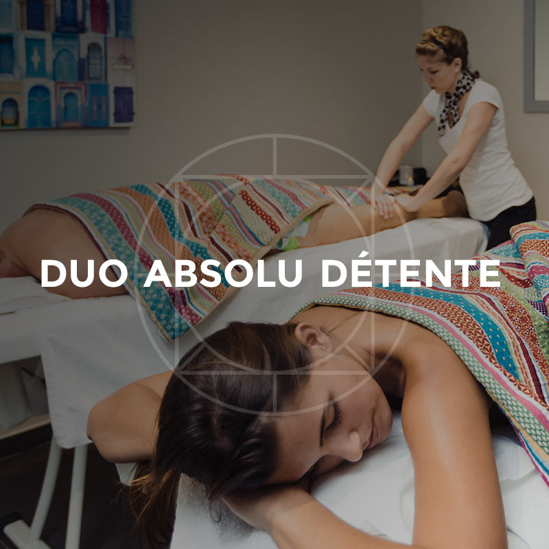 massage en duo et couple à Nice