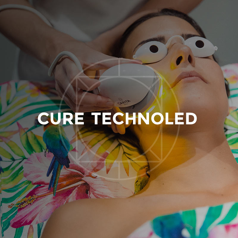 Cure technoled de Carita à Nice chez l'absoluspa